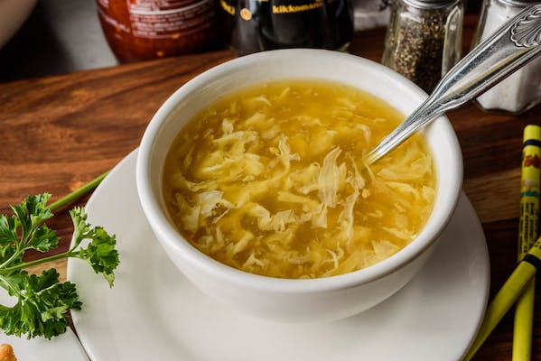 S2. Egg Drop Soup