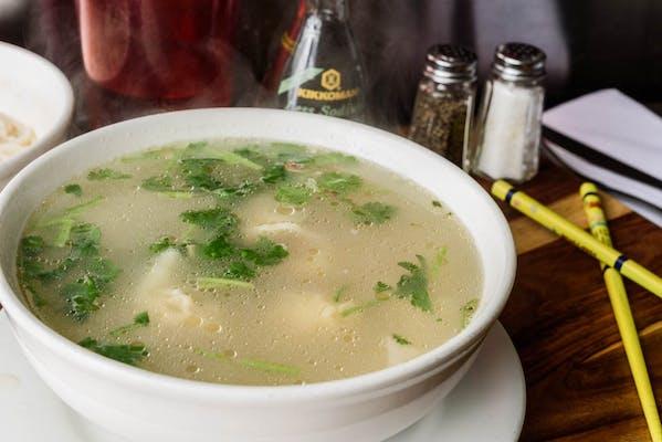 S4. Wonton Soup