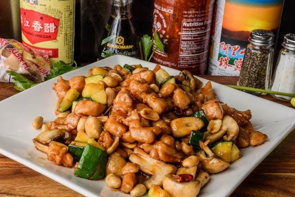 C6. Kung Pao Chicken
