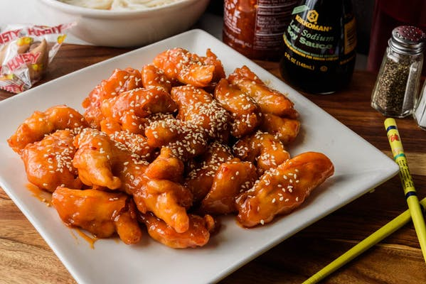 C14. Sesame Chicken