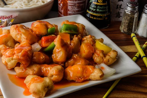 C15. Sweet & Sour Chicken
