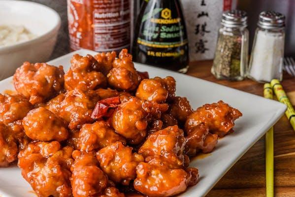 C17. General Tso's Chicken