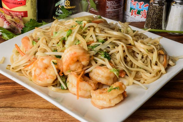 N12. Shrimp Lo Mein