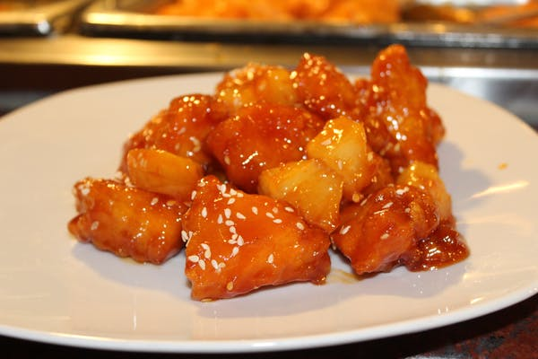H 5. Honey Chicken