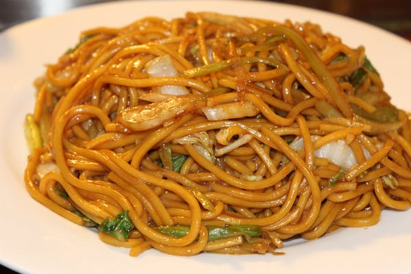 37. Vegetable Lo Mein