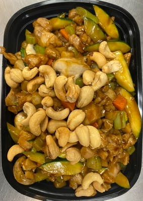 5. Cashew Chicken