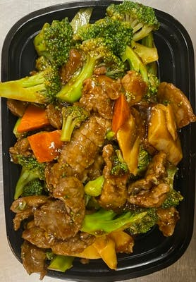 37. Beef with Broccoli