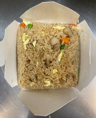 89. Chicken Fried Rice
