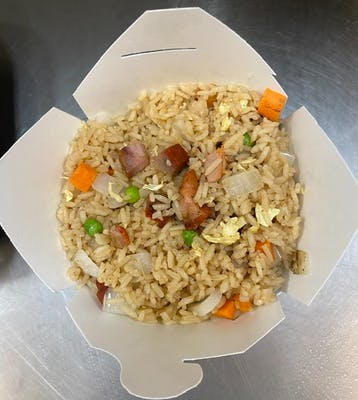 90. Pork Fried Rice