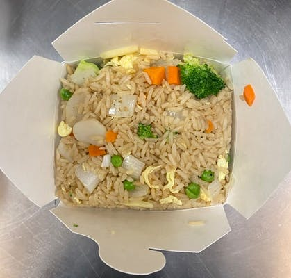 91. Vegetable Fried Rice