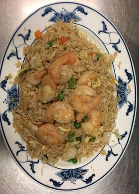 93. Shrimp Fried Rice