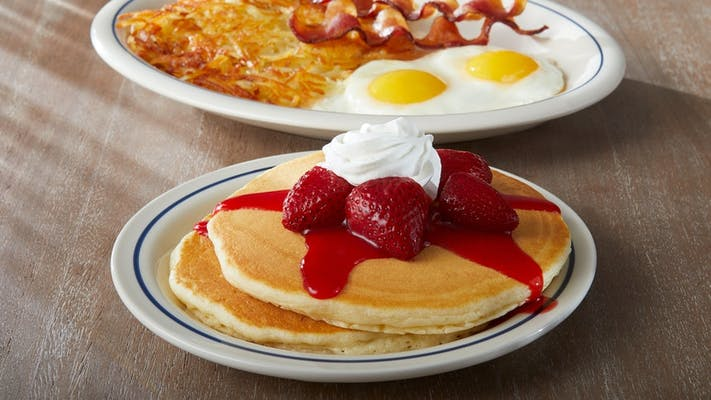 Build Your Pancake Breakfast