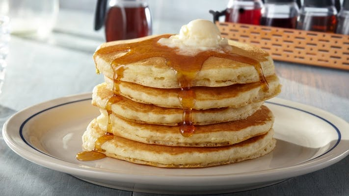 Original Buttermilk Pancakes