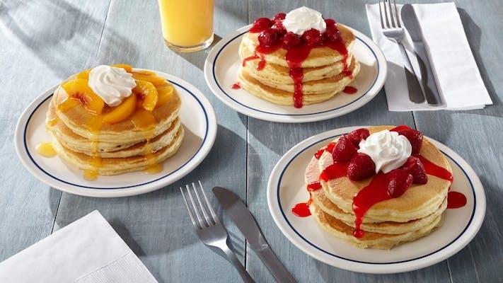 Rooty Tooty Fresh 'N Fruity® Pancakes