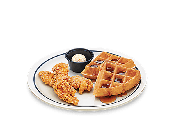 Jr. Chicken & Waffles
