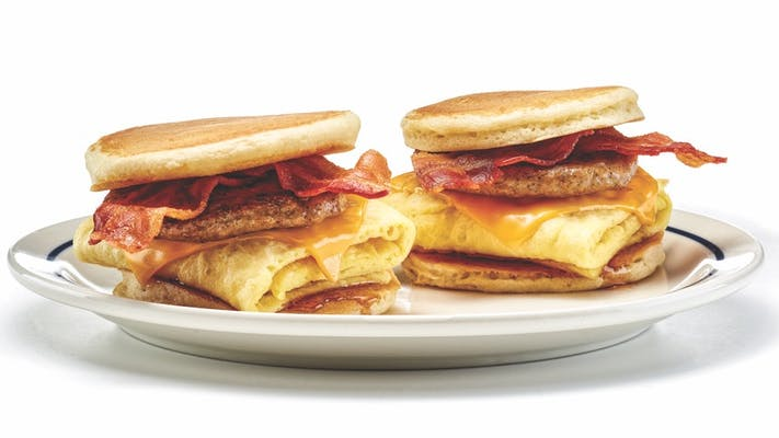 IHOP Signature Pancake Sliders