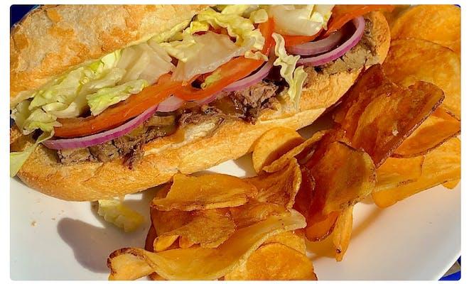 Streetside Sandwich & Chips