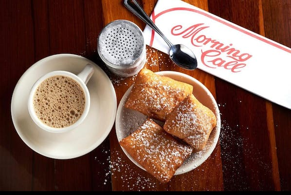 Morning Call Beignets