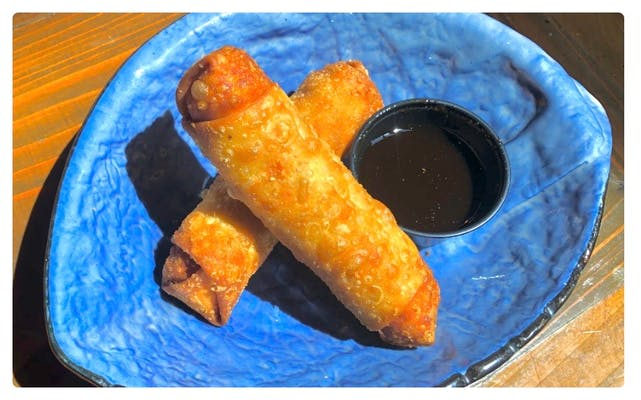 Traditional Egg Roll
