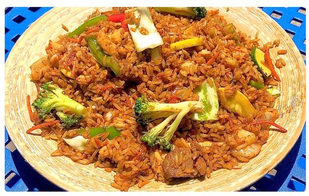 #1. Fried Rice