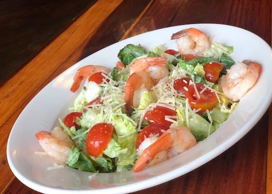 Shrimp Remoulade Salad