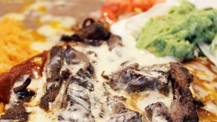 Enchiladas al Carbon