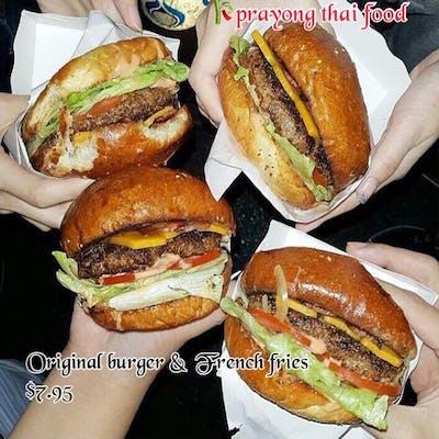 #9. Original Hamburger