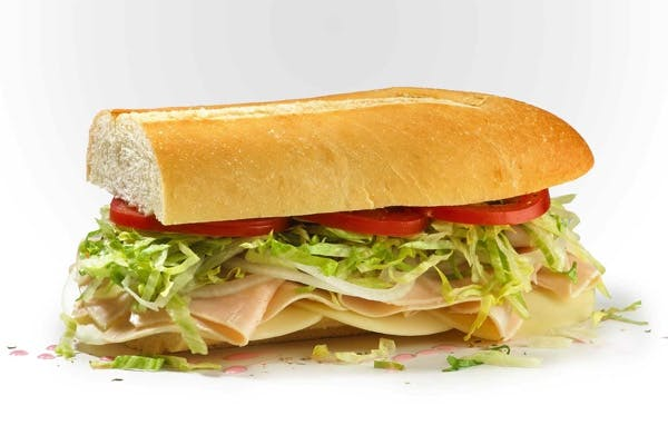#7 Turkey Breast & Provolone Sub