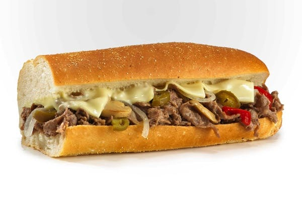 #56 Big Kahuna Cheesesteak