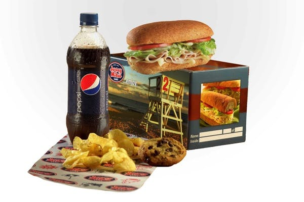 Regular Lunchbox (Catering)