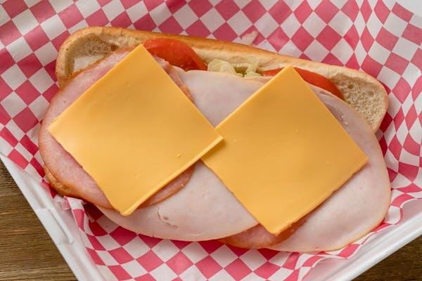 Ham & Turkey Sub