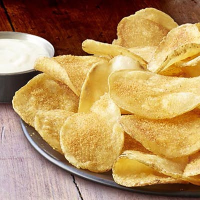 Buffalo Dip & Tater Chips