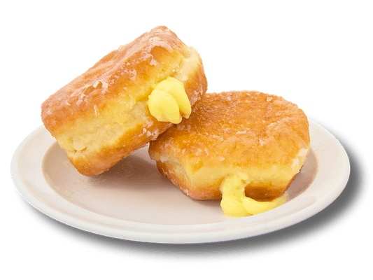 Cream-Filled Do-Nuts