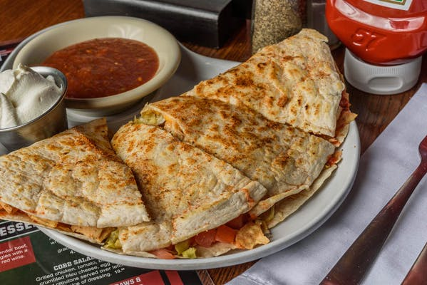 Big Daddy Quesadillas