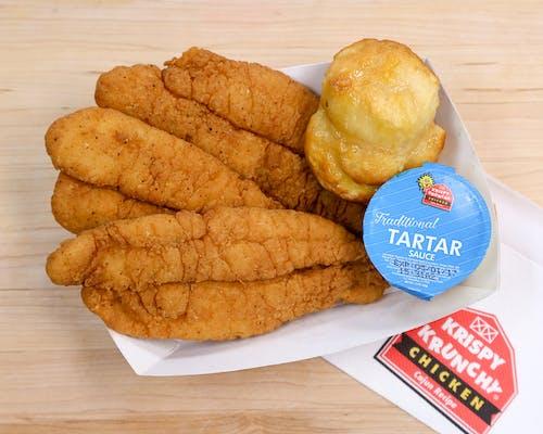 Cajun-Style Fish