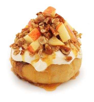 Caramel Apple Pie Roll