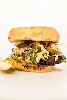 Plant Bae Burger