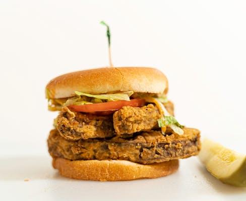 Spicy Bae Sandwich