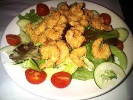 Large Shrimp Salad