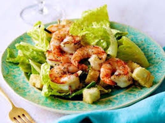 Small Shrimp Salad