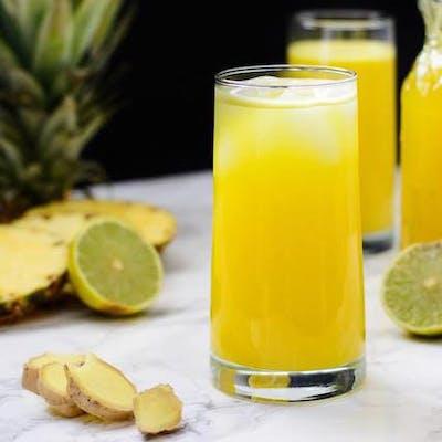 Natural Pineapple Ginger