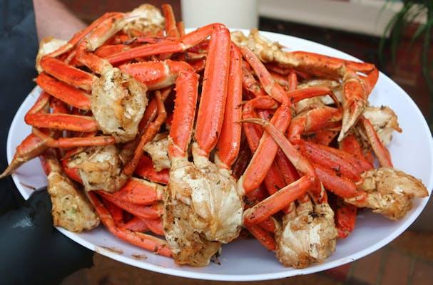 Crab Leg Big Box