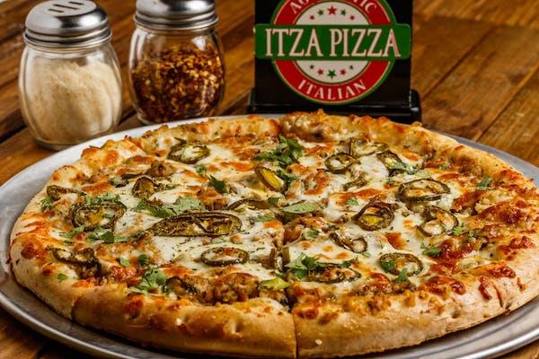 Boudin Jalapeño Pizza