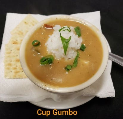 "Our ""Tasty"" Gumbo"
