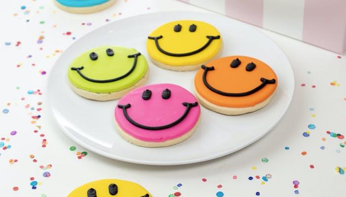 """Sugar Cookie - """"Smiley"""""""