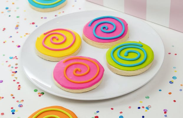 "Sugar Cookie - ""Swirl"""