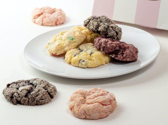 Assorted Gooey Butter Cookies (12 cookies)