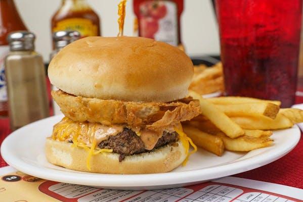 #4. The OWOO Burger