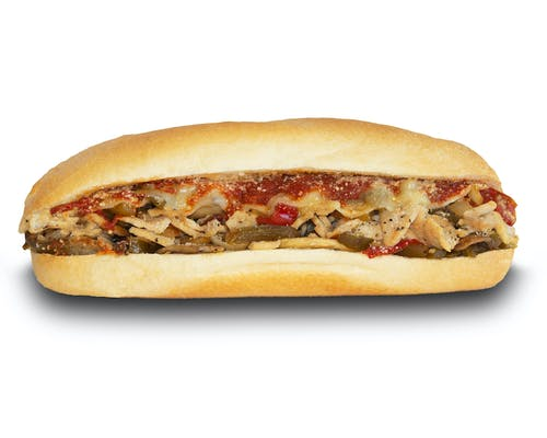 Grilled Chicken Parmesan Cheesesteak