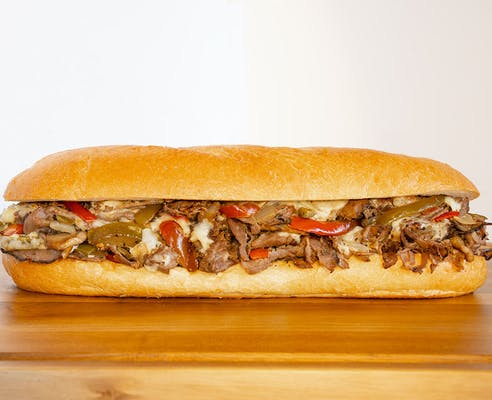 American Wagyu Cheesesteak